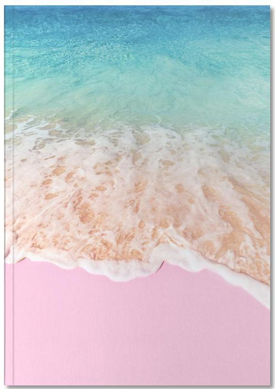 Pink Sand Notebook