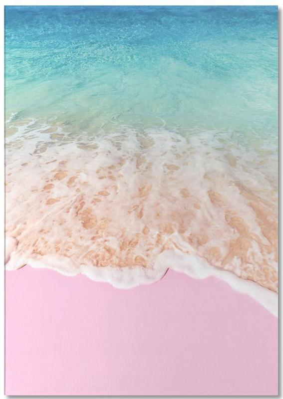 Pink Sand Notepad