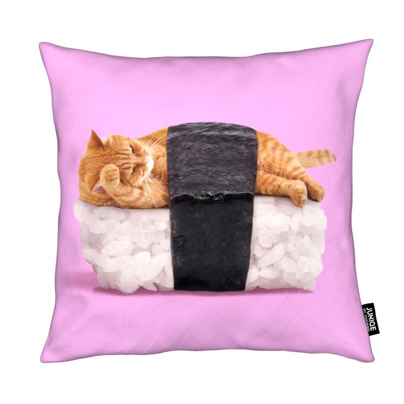 Chats, Sushi Cat coussin