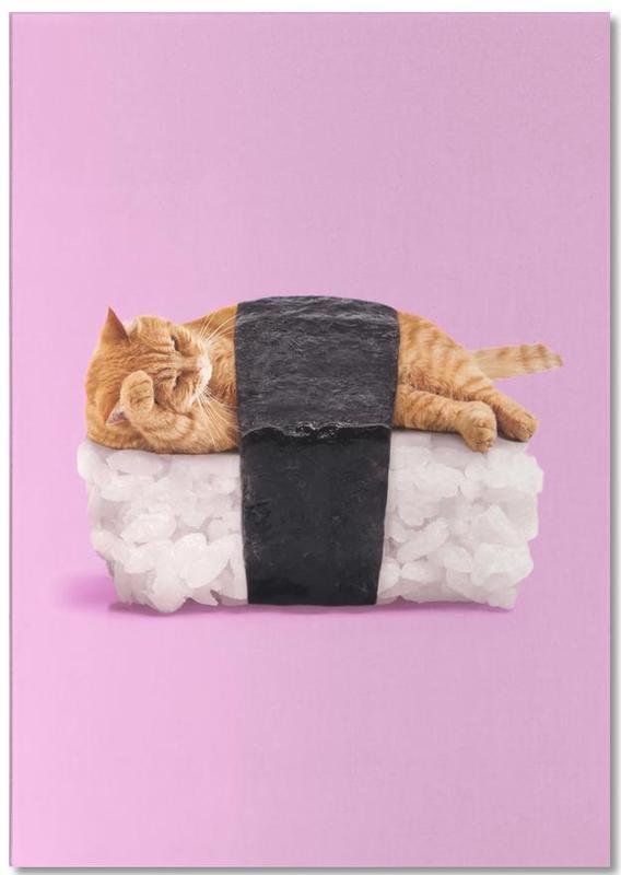 Sushi Cat bloc-notes