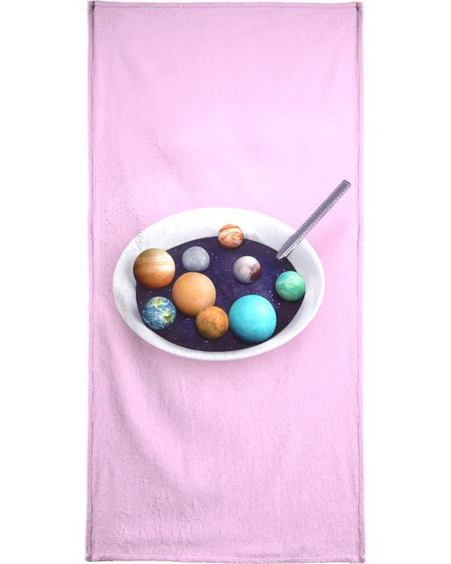 Universe Soup Bath Towel
