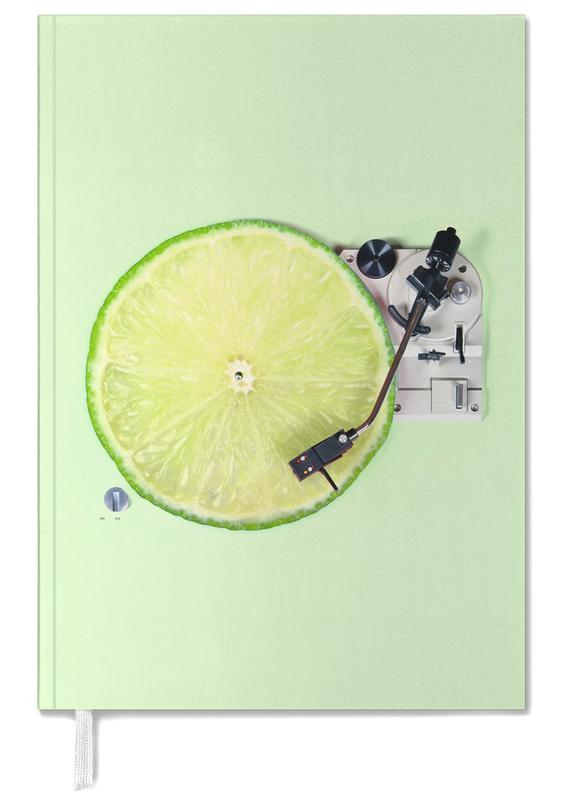 Lemon DJ Personal Planner