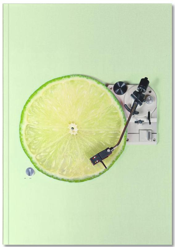 Lemon DJ Notebook