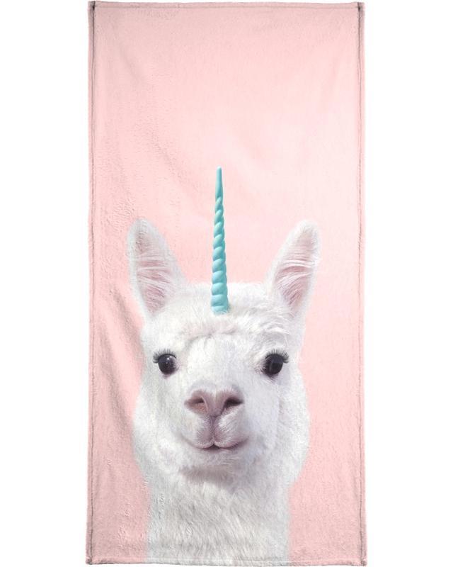 Alpaca Unicorn serviette de plage