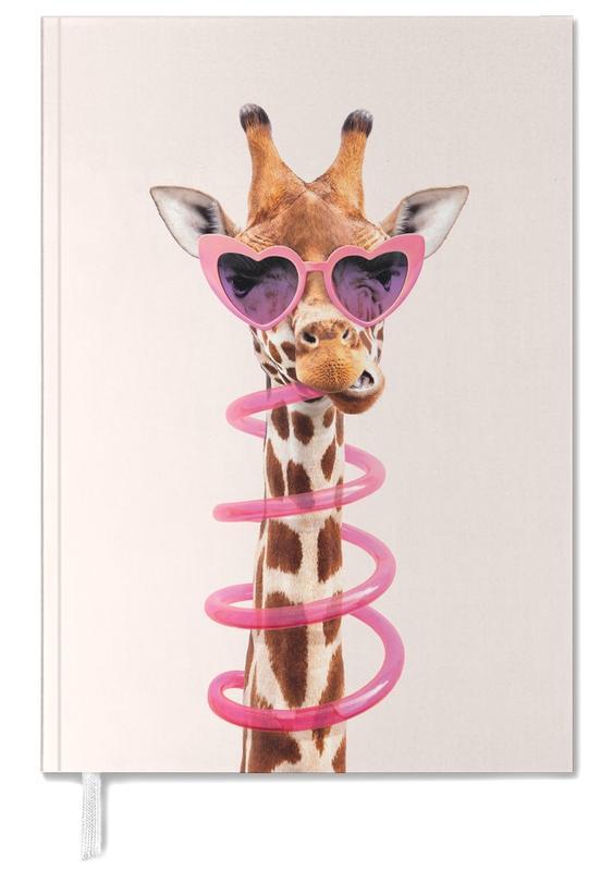 Girafes, Humour, Art pour enfants, Thirsty Giraffe agenda