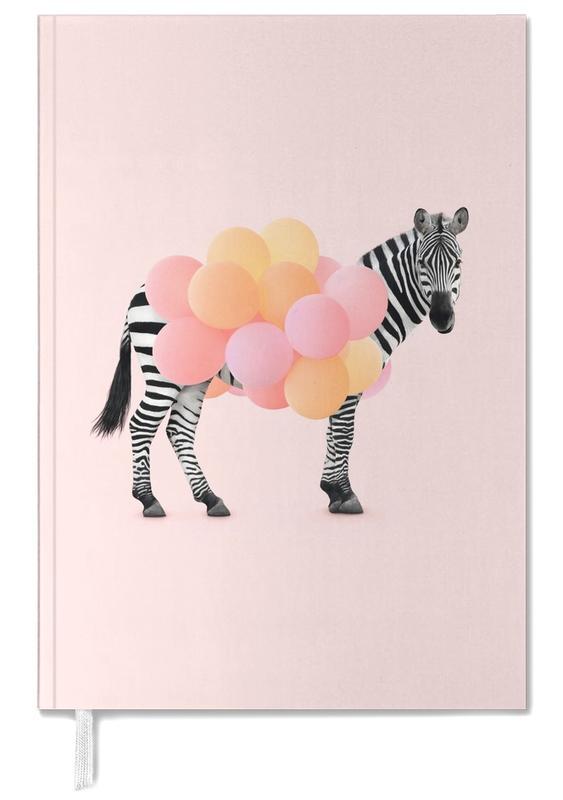 Zebra Balloon Personal Planner