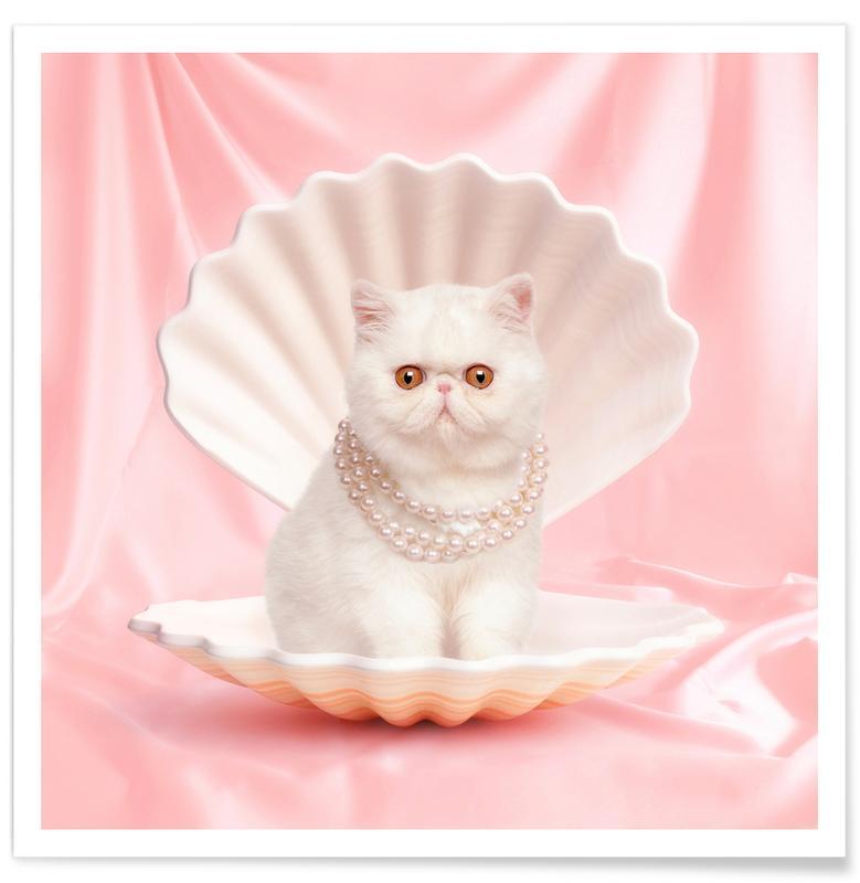 Lustig, Miss Pearls -Poster