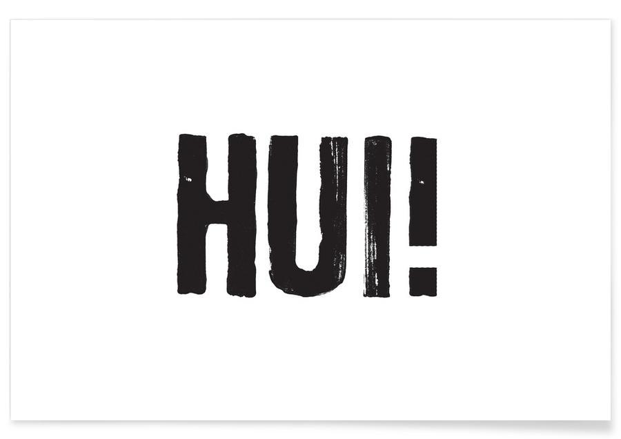 HUI! -Poster