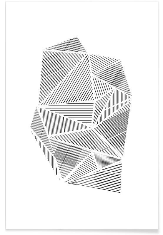 Noir & blanc, Chunk affiche
