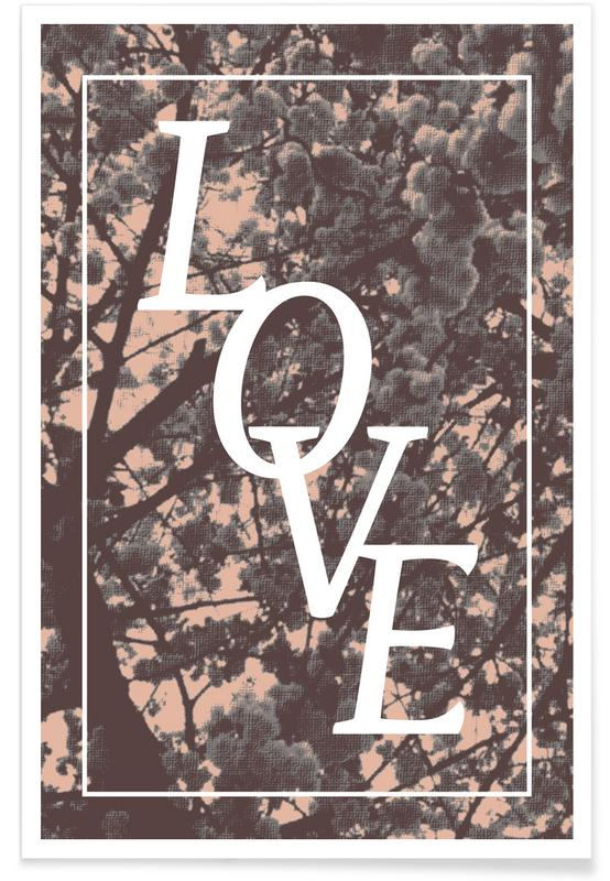 , LOVE poster