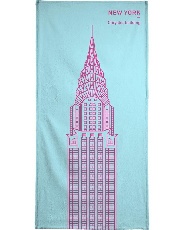 New York -Handtuch