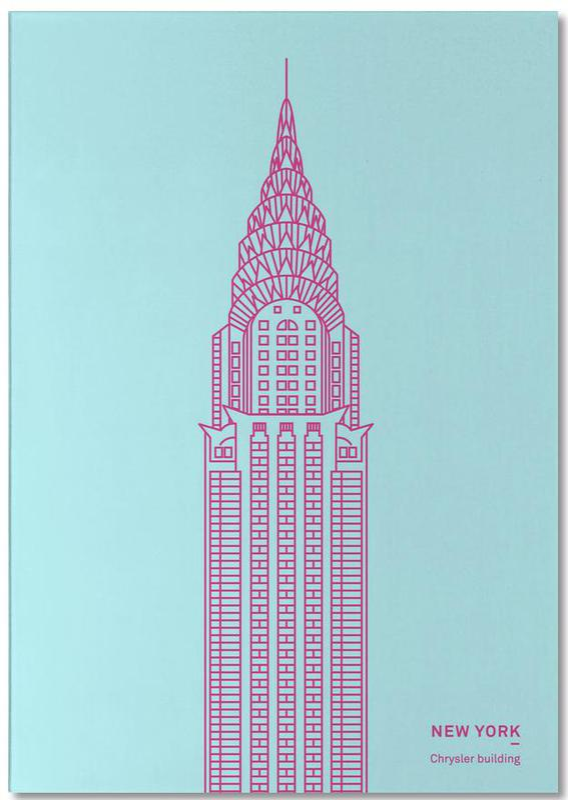 New York, Monuments et vues, New York bloc-notes