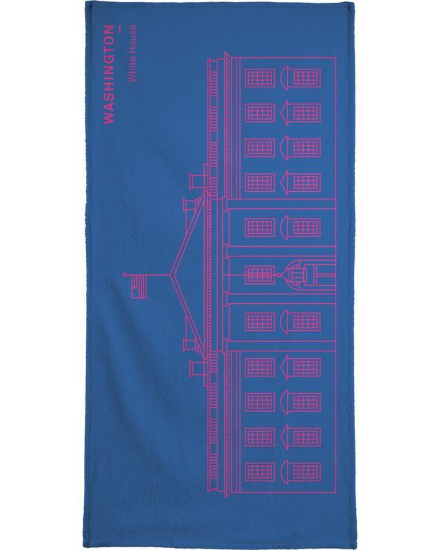 Washington -Handtuch