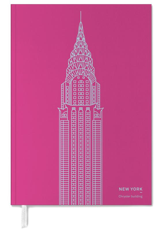 New York Pink -Terminplaner