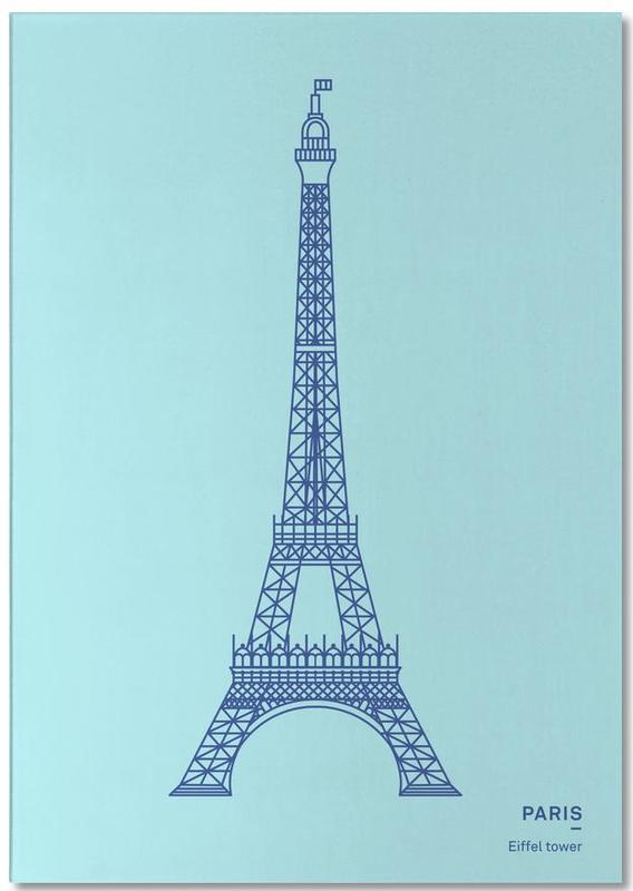 Paris, Monuments et vues, Paris bloc-notes