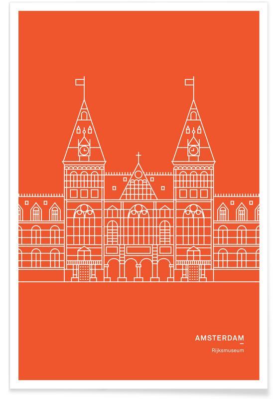 Rijksmuseum poster