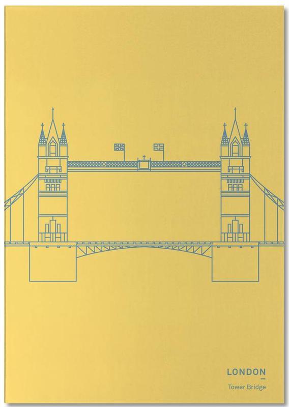 Londres, Monuments et vues, Ponts, London bloc-notes