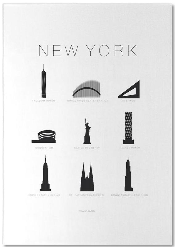New York Notepad