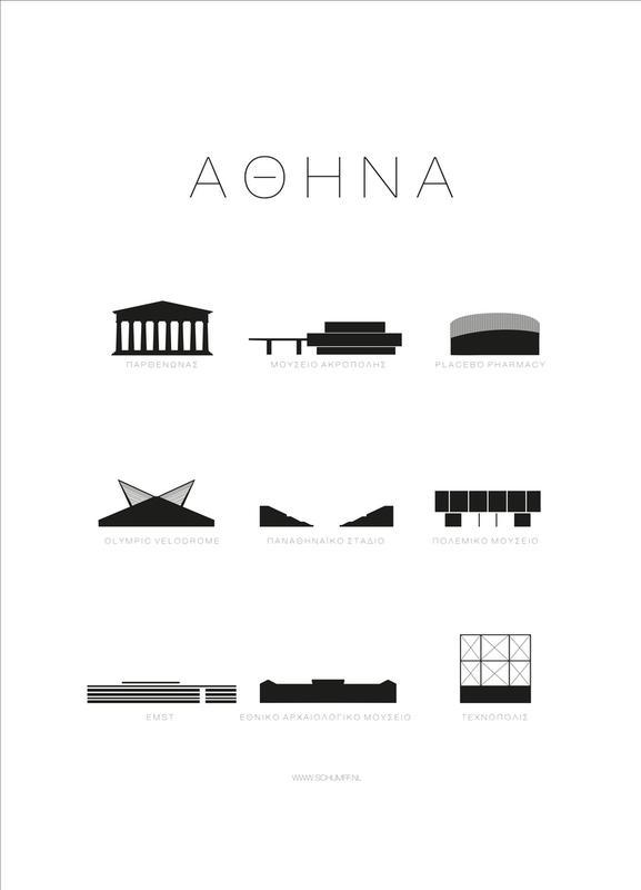 Athene -Leinwandbild