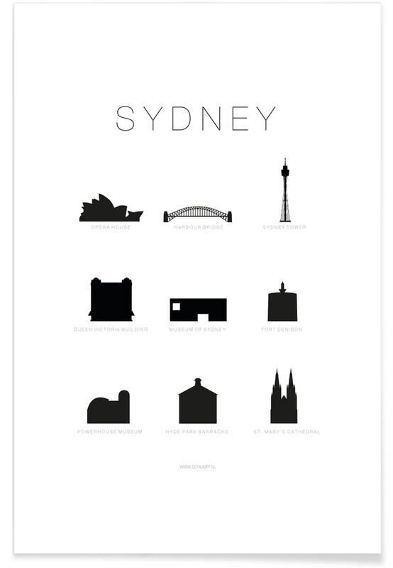 Sydney affiche