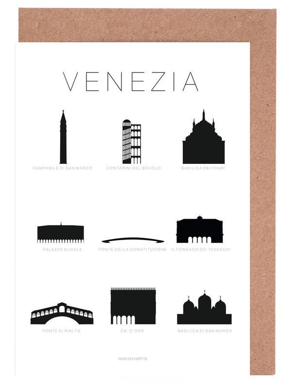 Venezia Greeting Card Set