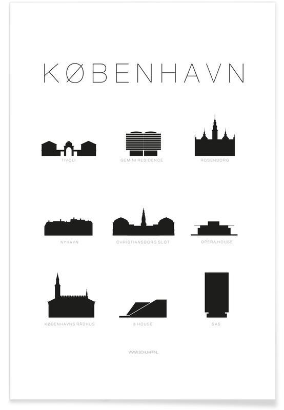 København affiche