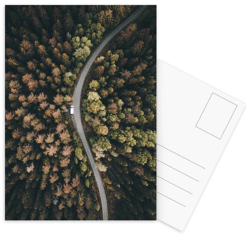 Aventyr Postcard Set