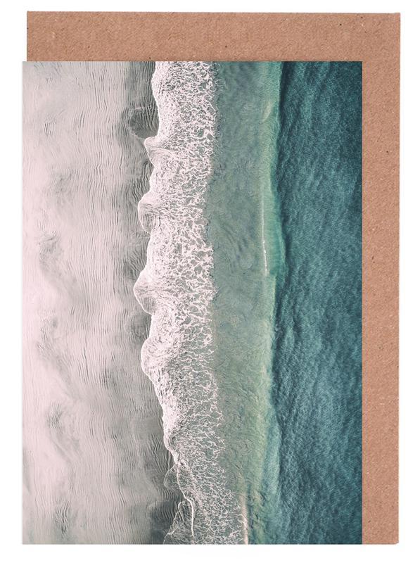 Ocean Waves 1 cartes de vœux