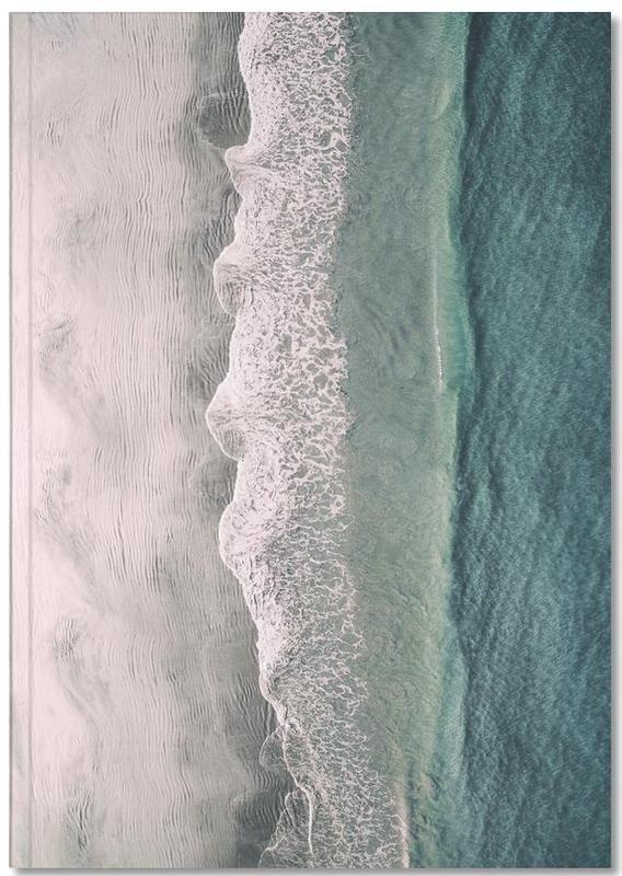 Ocean Waves 1 Notebook