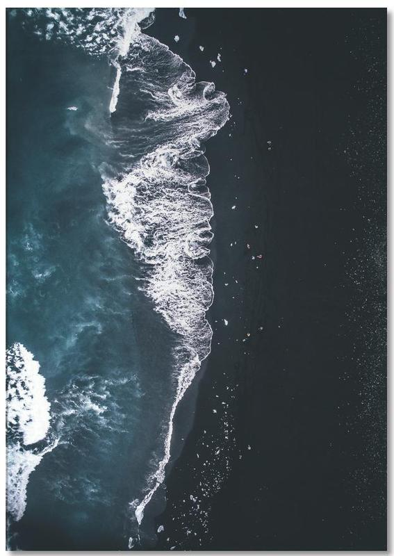 Diamond Beach 2 -Notizblock