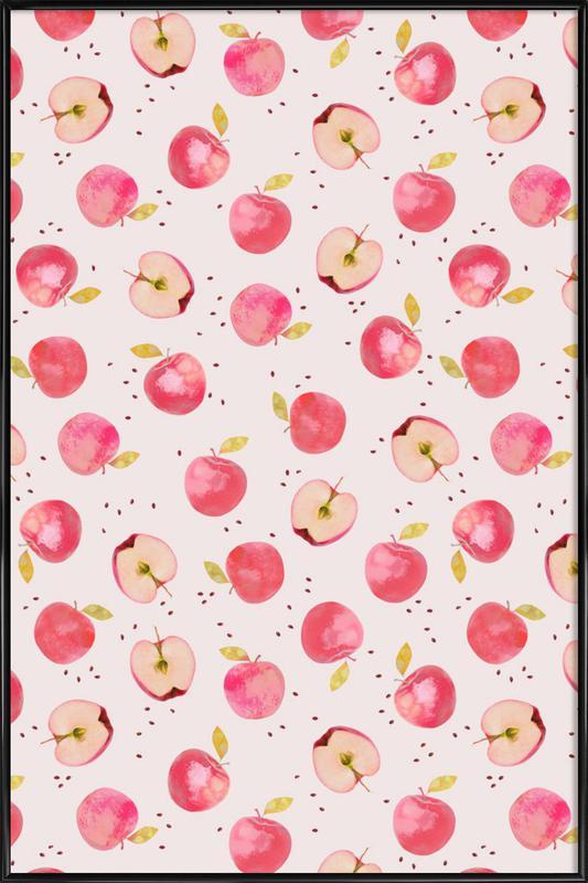 Apple Framed Poster