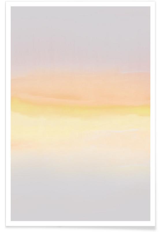 , Pastel Sunrise -Poster