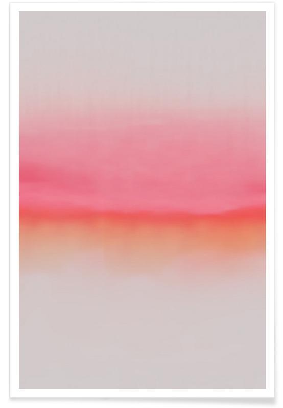 , Pink Horizon -Poster