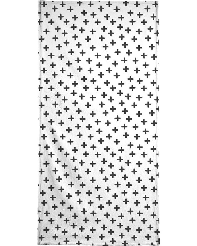 Cross Bath Towel