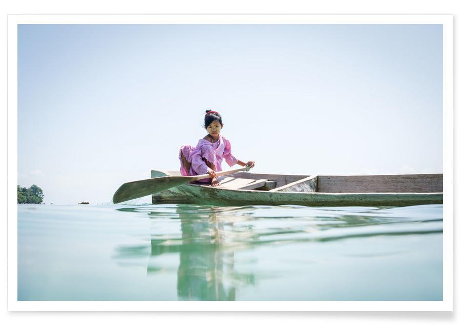 Bateaux, Océans, mers & lacs, Sea Gypsy 2 affiche