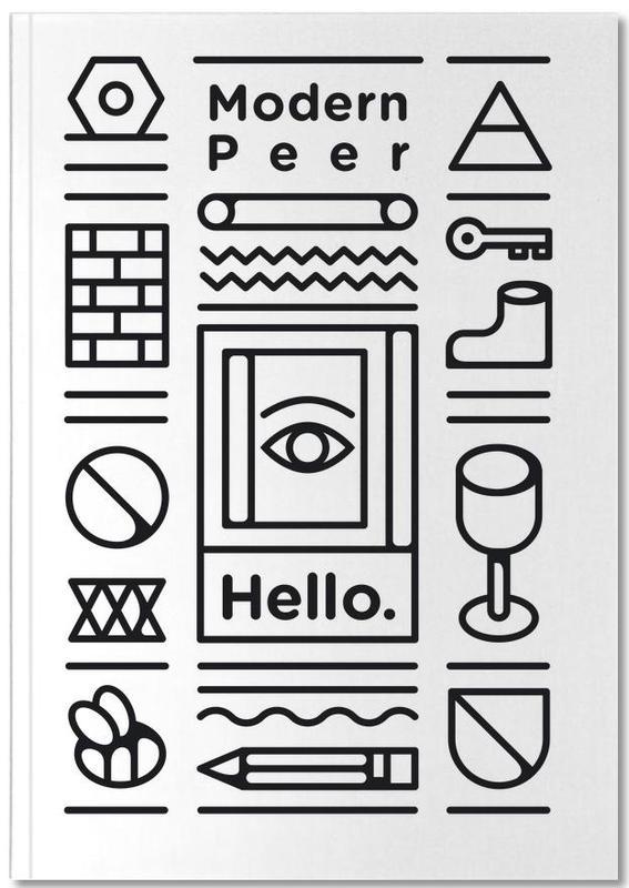 Modern Peer Notebook
