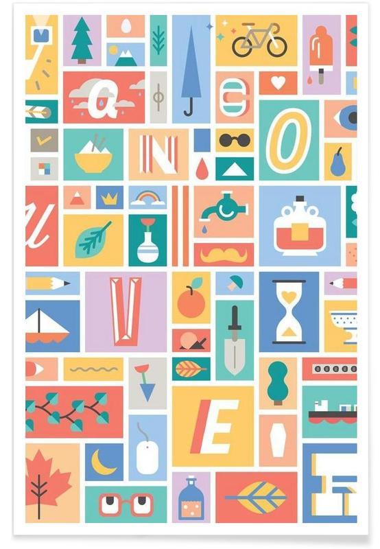 Symboles, Vancouver affiche
