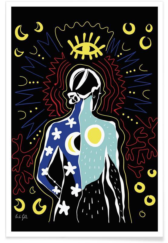 Spiritual Girl -Poster