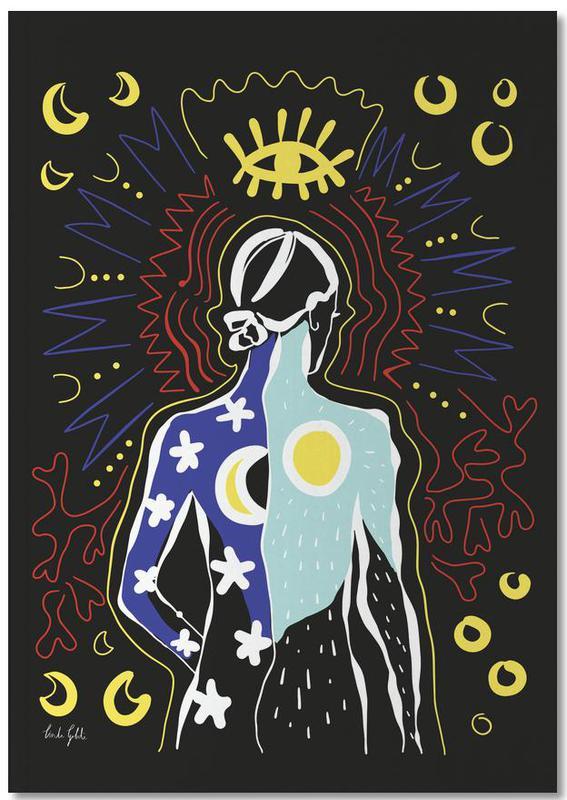Spiritual Girl Notebook