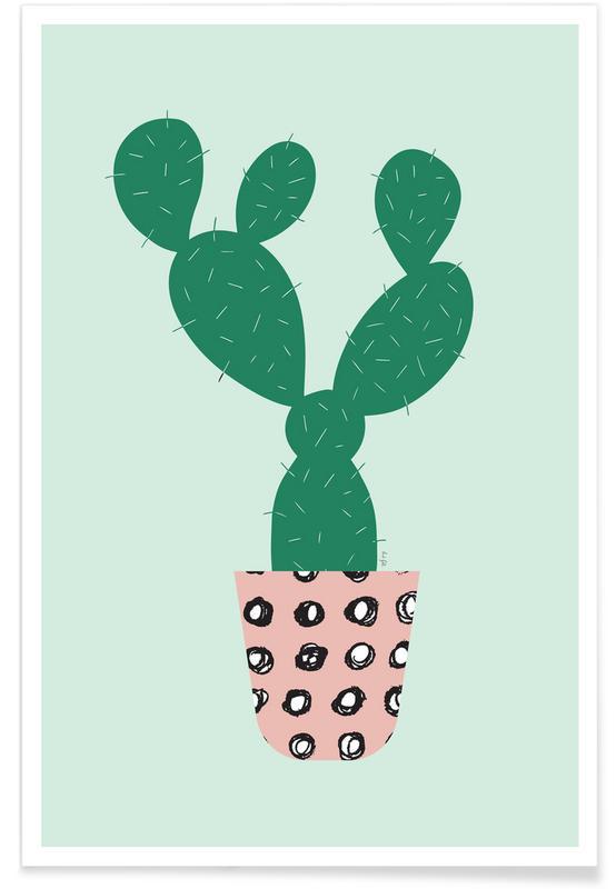 Cactus, Cactus affiche