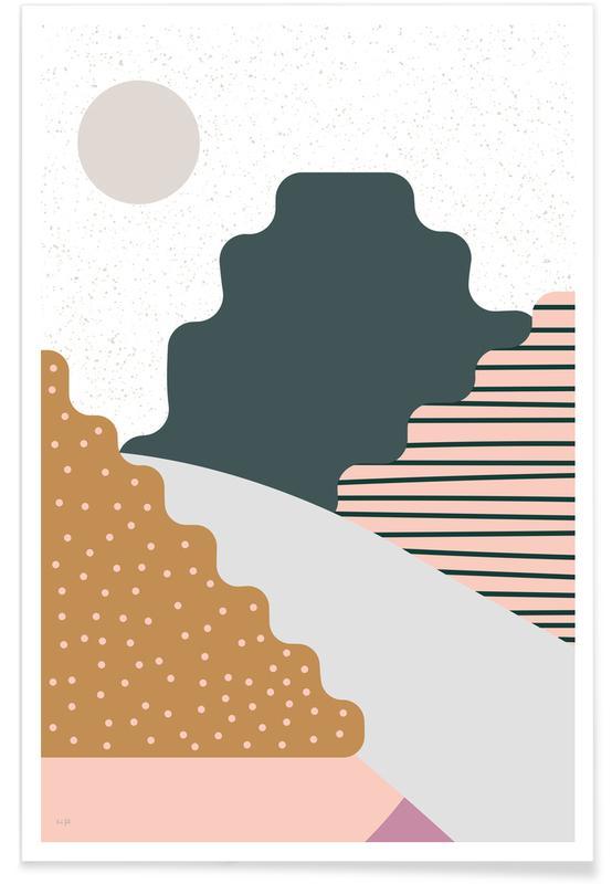 Mountain -Poster