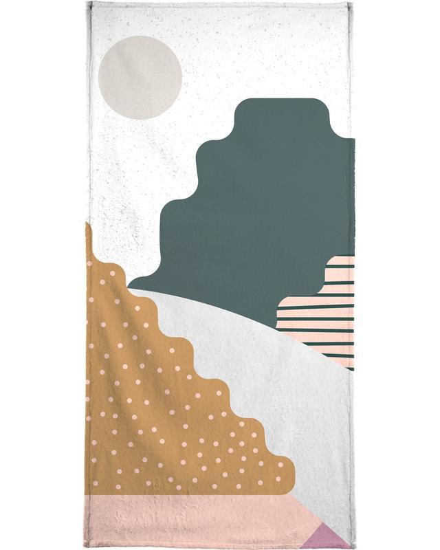 Mountain -Handtuch