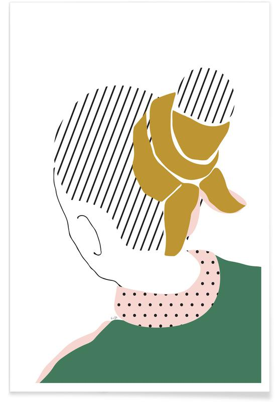 Hair Knot -Poster