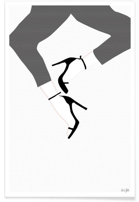 High Heels -Poster