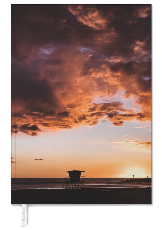 Himmel & Wolken, Sonnenuntergänge, Pacific Sunset -Terminplaner
