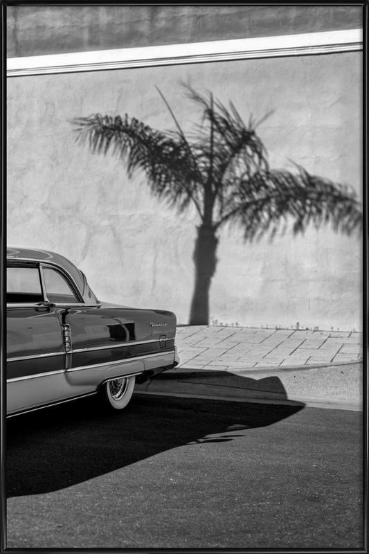 Packard Minimal affiche encadrée