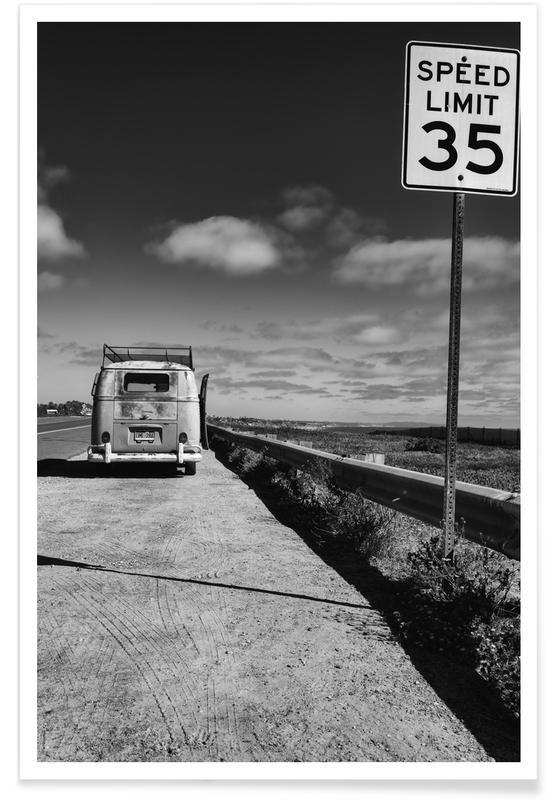 Auto's, 35 poster