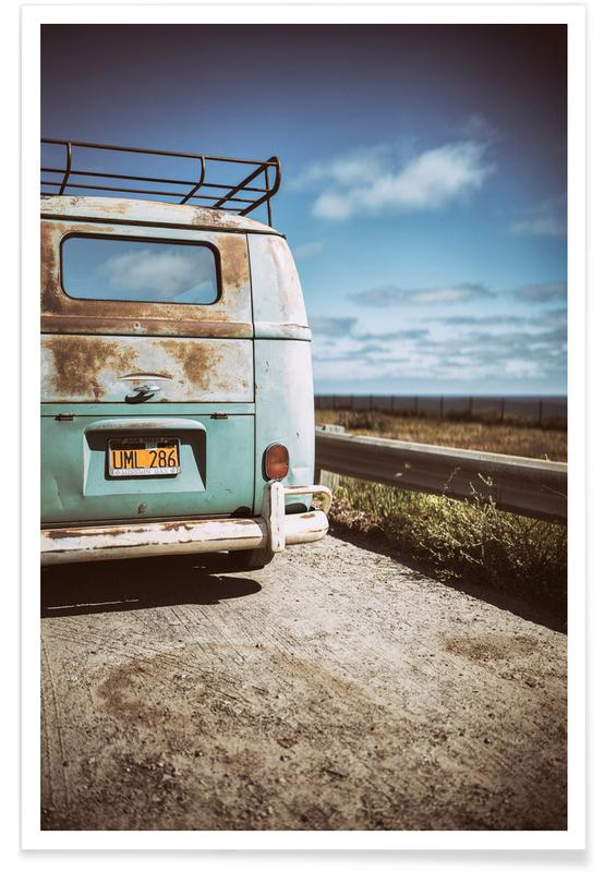 Auto's, Pacific Patina poster
