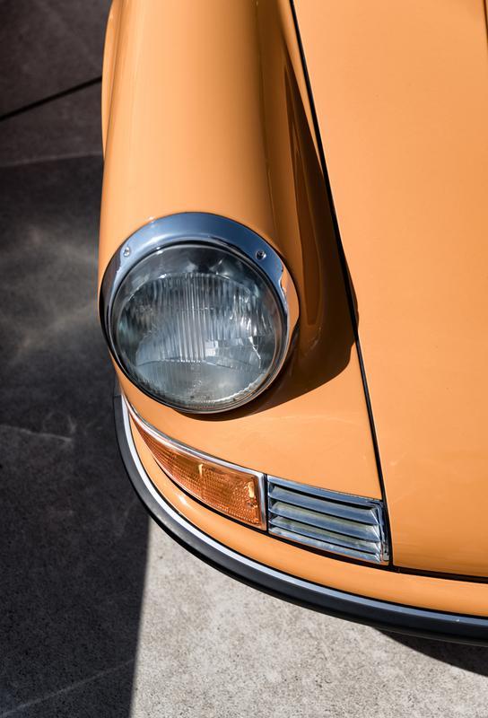 Porsche 911 acrylglas print