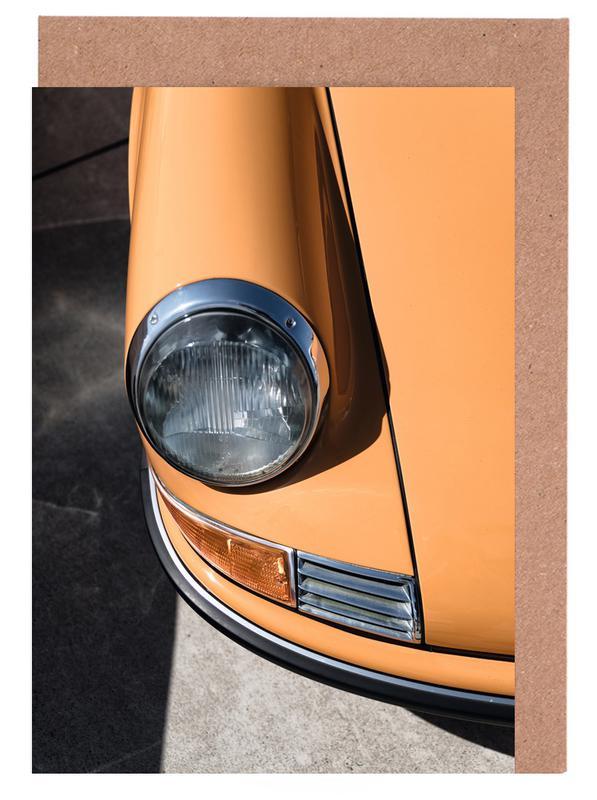 Porsche 911 cartes de vœux